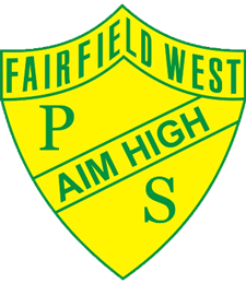 Fairfield West Public School logo