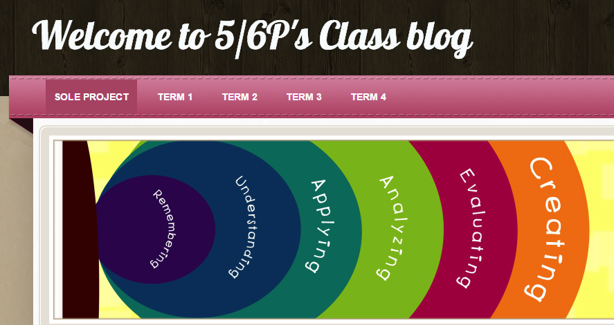 5/6 class weebly title