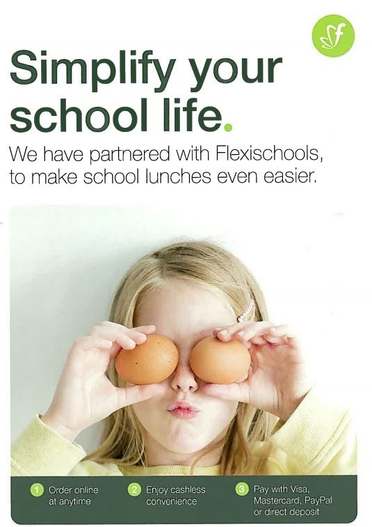 Flexischools NOW AVAILABLE